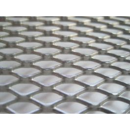9 X 3 4 Quot Expanded Metal 4 X 8 Smooth Steel Sheet
