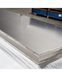 10 GA - 4' x 8' Flat Steel Sheet