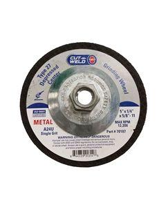 """T27 7"""" Grind Wheel w/ nut"""